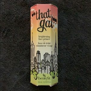 "NEW! Benefit ""That Gal"" brightening face primer"